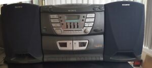 Used Sony Portable Sterio