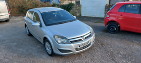 Vauxhall astra 1.3cdti spares or repairs
