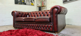 3 Seater Chesterfield Club Sofa