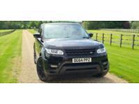 2014 Land Rover Range Rover Sport SDV6 HSE Auto Estate Diesel Automatic