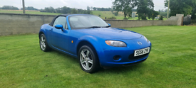 2006 MAZDA MX5 2.0 PETROL WITH 77K MOTED TOMARCH 2022 POSSIBLE PART EXCHANGE