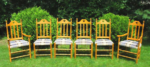 Decorative Country Style Chairs for Your Home, Cottage or Chalet