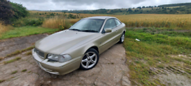 image for Spares or repairs still driven daily Volvo T5 C70 coupe 2.3 236bhp