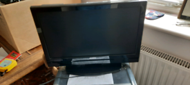TV with DVD facility