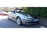 2007 Saab 9-3 1.8t Vector Anniversary 2dr Auto CONVERTIBLE Petrol Automatic