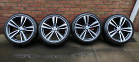 Genuine BMW 19inch 3/4 series
