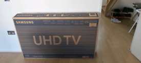 "Samsung UHDTV 58"" Smart 4K £450"