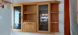 Kitchen display cupboard