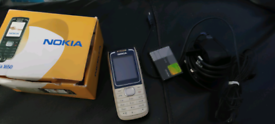 Nokia 1650 Mobile Phone (O2 Network)