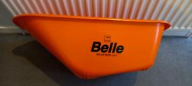 Brand new belle wheel barrow body