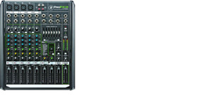 Mackie ProFX8v2 8-Channel Mixer w/ Effects & USB