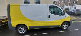 Vauxhall Vivaro (seized engine)