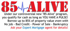 Residential 1st & 2nd Mortgages! Good/Bad Credit/Self-Employment Cornwall Ontario image 2