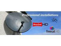 Satellite & Tv Aerial Installation London