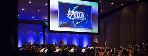 Zelda Concert. THE LEGEND OF ZELDA: SYMPHONY OF THE GODDESSES