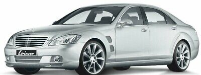 Lorinser OEM Genuine W221 Mercedes S Class 2007-2009 Aero Complete Body Kit New