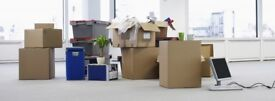 URGENT VAN/ MAN HOUSE OFFICE REMOVAL PIANO MOVER LUTON DELIVERY COURIER COLLECTION RUBBISH CLEARANCE