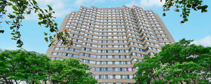 1 Bedroom, Clarkson Village, Go Train at the door, Private Club,