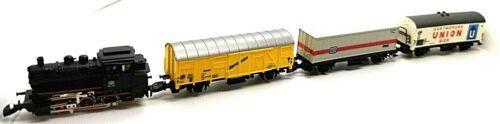 Marklin Z Starter set 2 Freight Train Set (tested)
