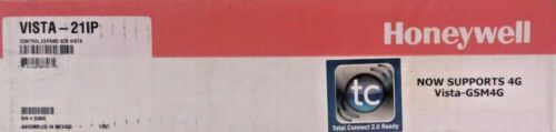 Honeywell Ademco Vista-21IP Alarm Panel #d156