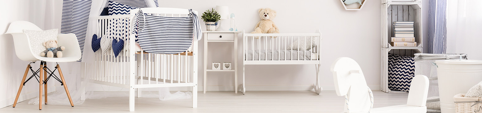 Up to 30% off nursery bedding, decor & more