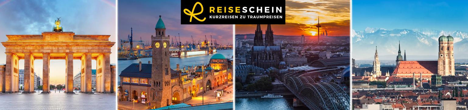 Reiseschein Flashsale