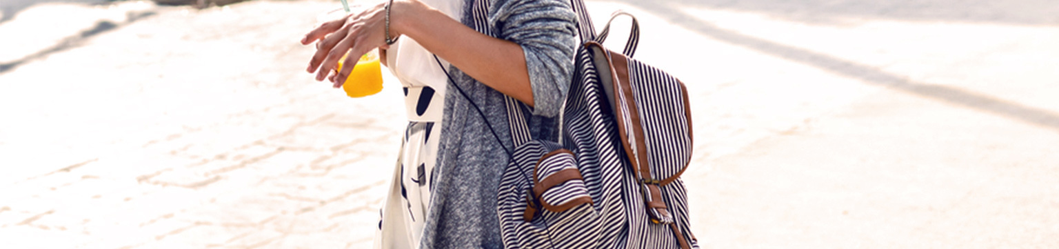Top-Brand Backpacks and Bags