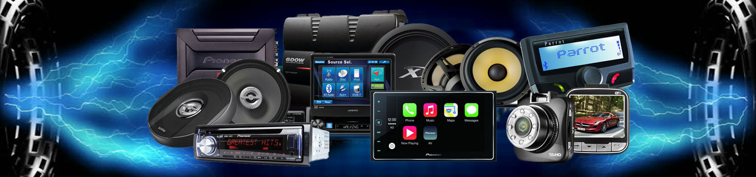 For all your Car Audio