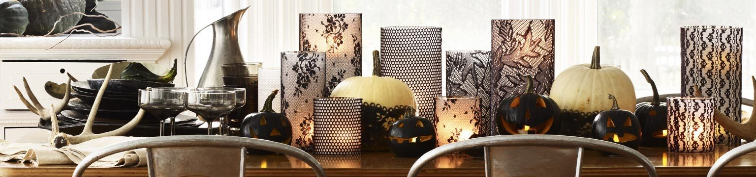 Up to 40% off Halloween party decor