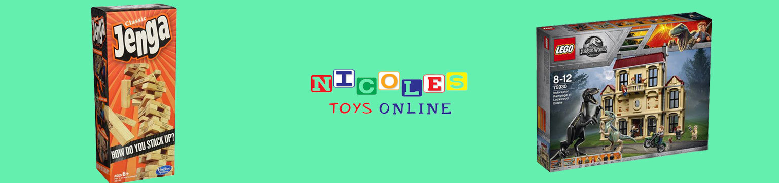 Shop at Nicoles Toys Online