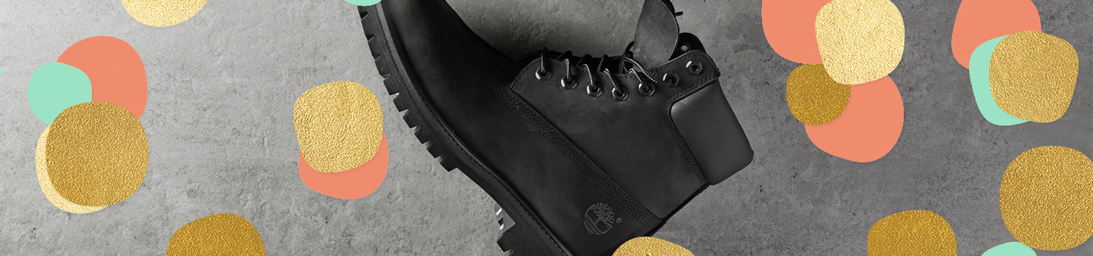 Up to 40% off Timberland