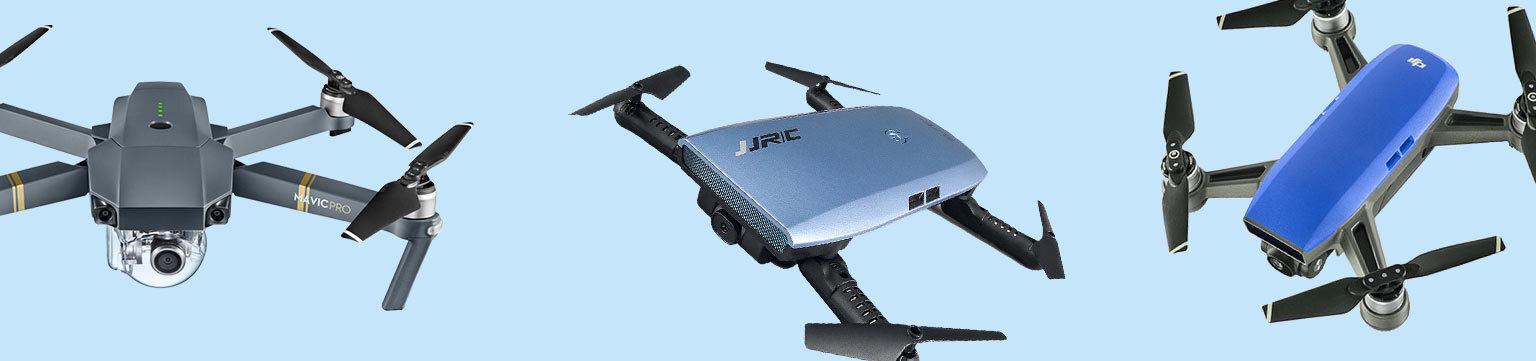 Drones y Camaras