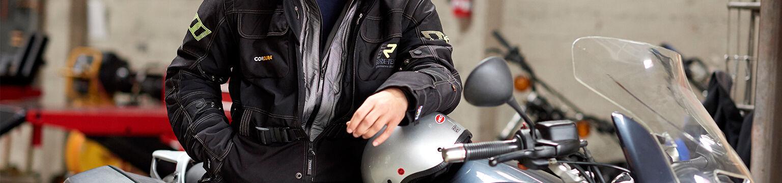 Ropa para motociclistas