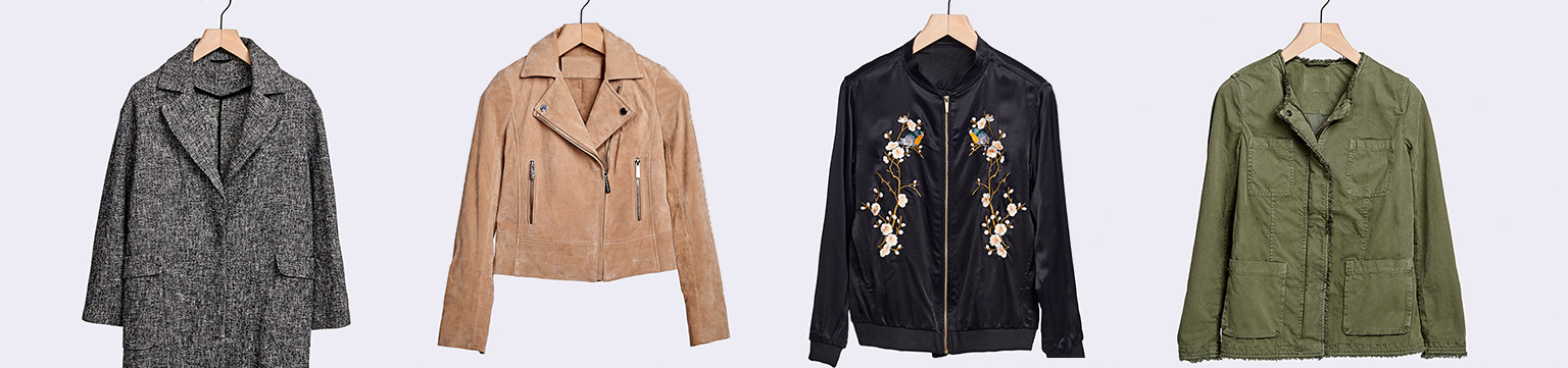On-Trend Outerwear