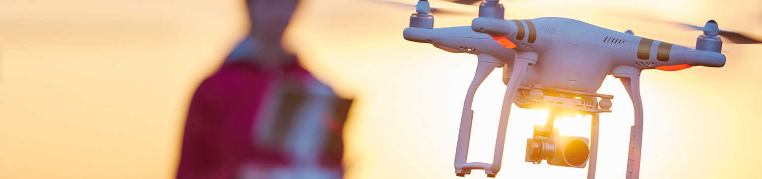 Save up to 40% on top-brand camera drones