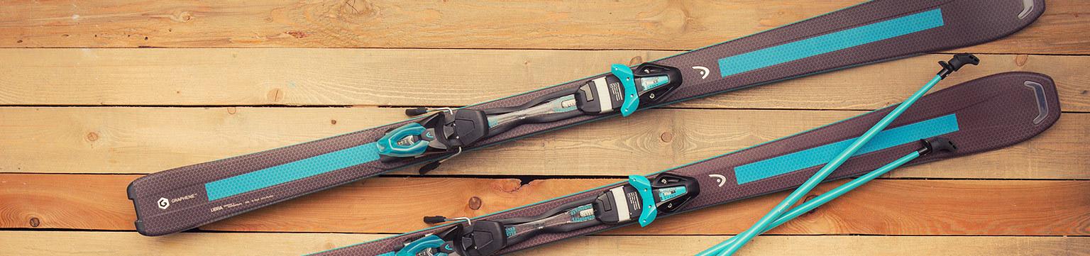 Ski-Equipment bis zu -30% ggü. UVP