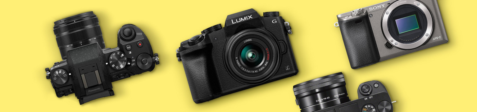 Pixel Perfect: Mirrorless Cameras