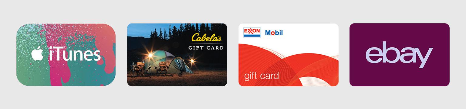 Best Gift Card Ideas & Most Popular Gift Cards on eBay | eBay