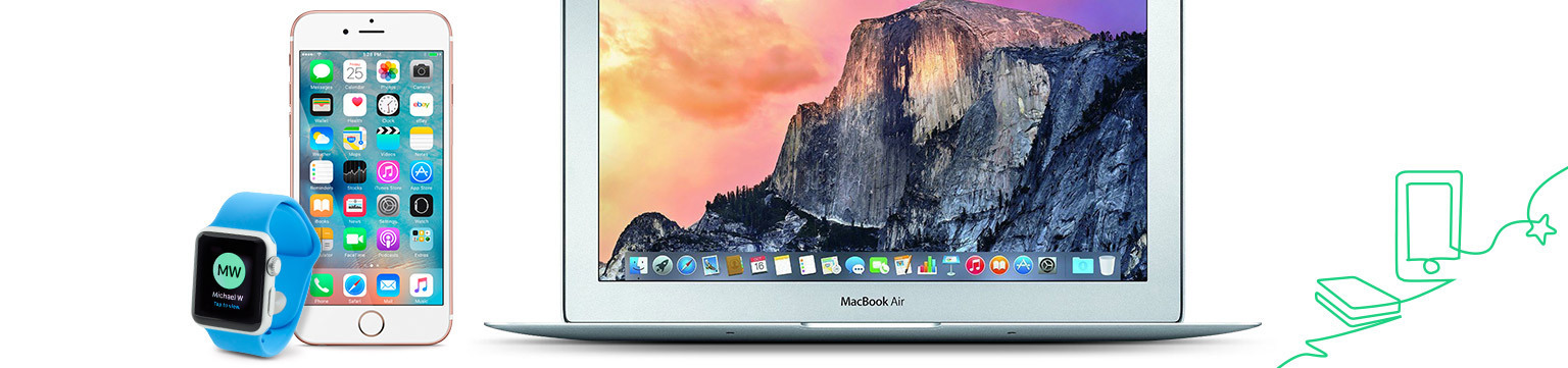 Up to 60% off MacBooks, iPhones and more