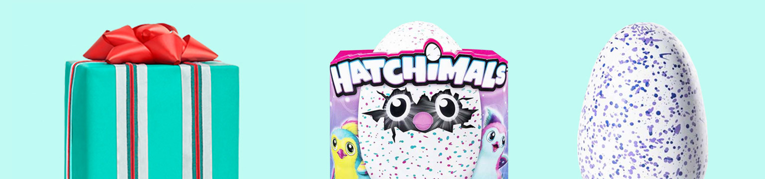 Hatchimals Are Here- Get 2016's Hottest Toy