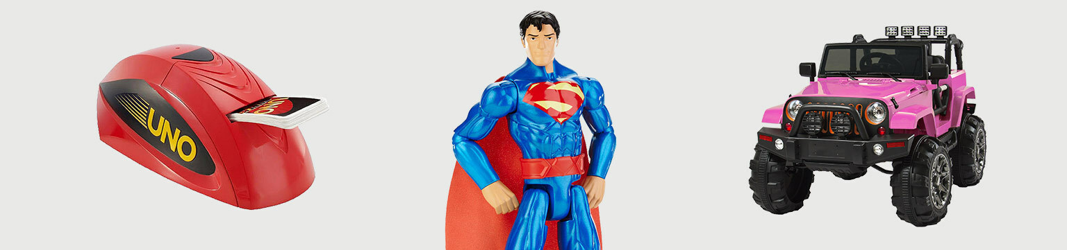 Super Savings on Top Toys