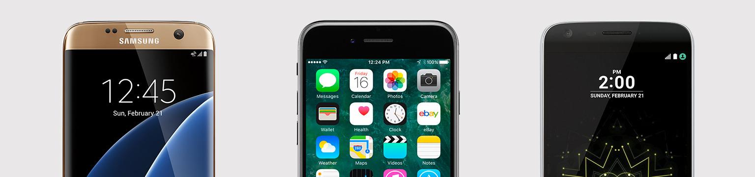 Savings on Cell Phones