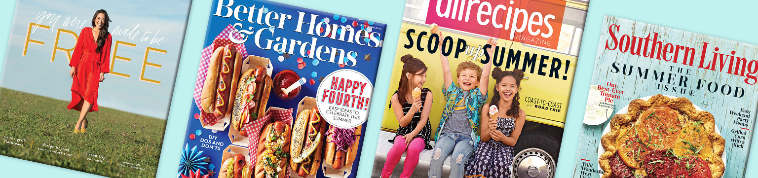 Save On Your Favorite Magazines