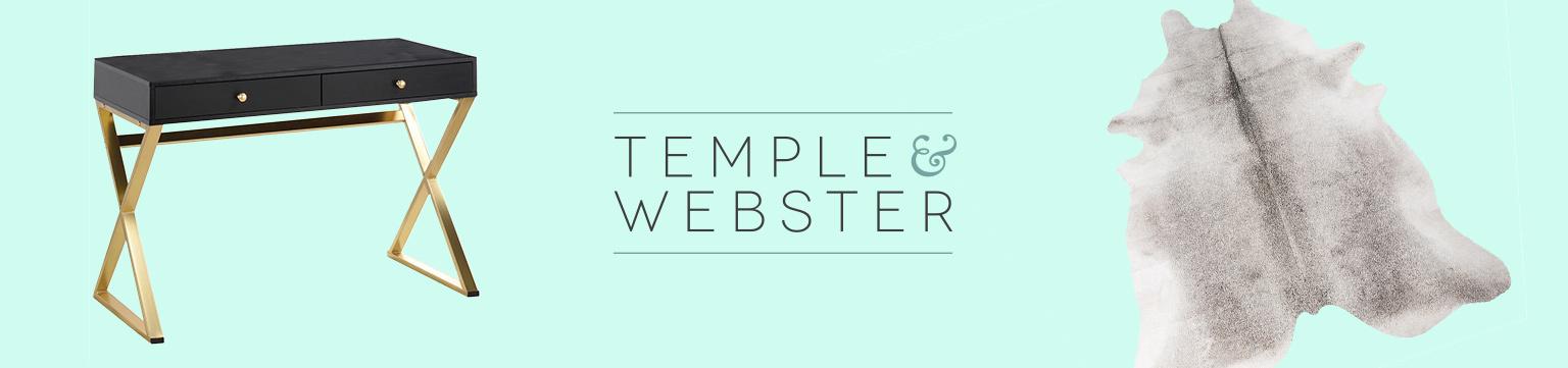 20% off Temple & Webster*