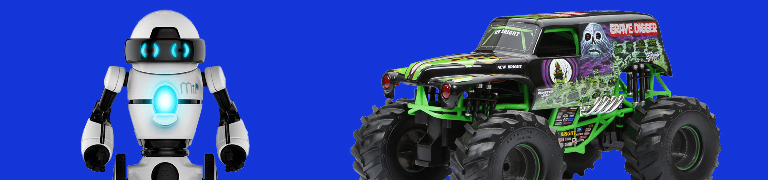 RC Toys That Zoom, Float, and Fly