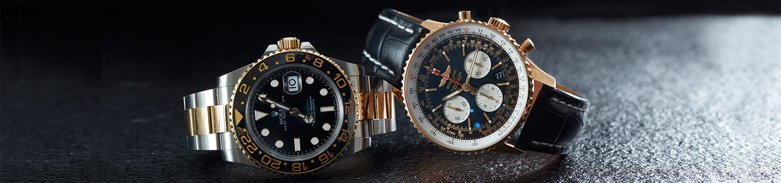 Preowned watches from Latin America