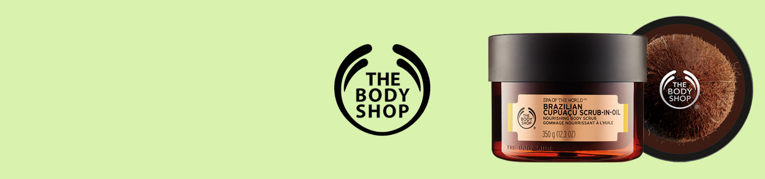 Save Up to 30% The Body Shop