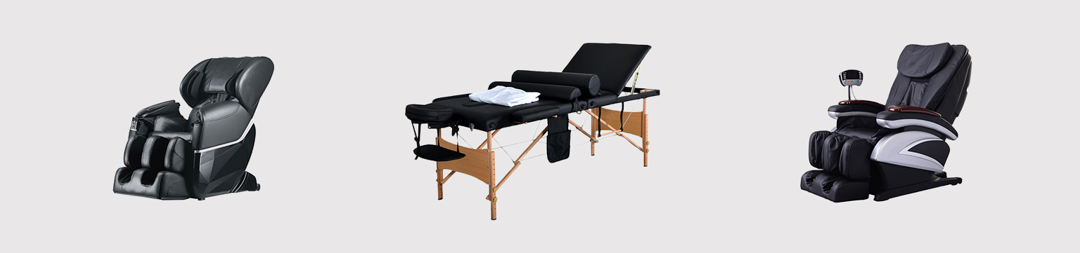 Massage and Salon Equipment