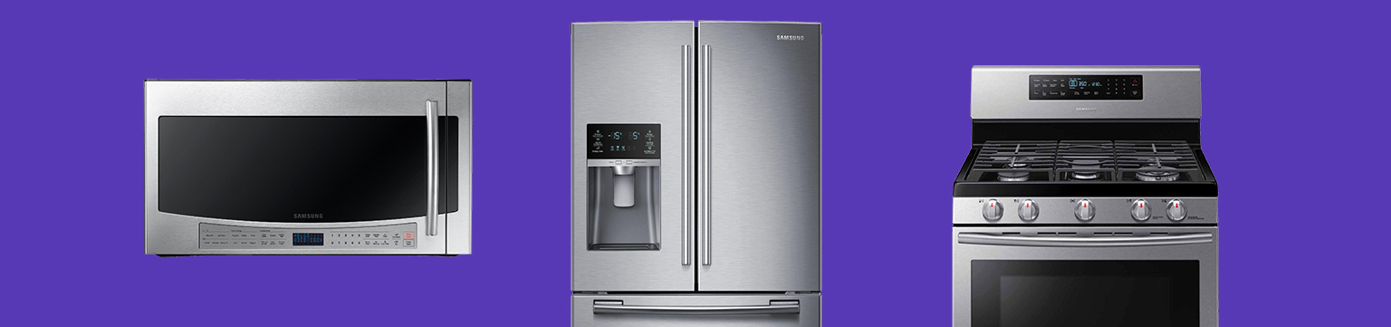 New Year, New Appliances