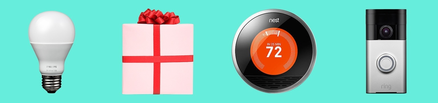 Gifts for the Connected Home